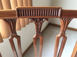 Circa 1800 Sheraton Mahogany Side Chair