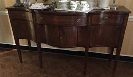 Really Beautiful Southern Sideboard