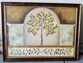 Wall Art 25x33