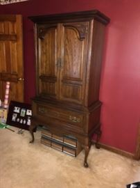 Armoire w/drawers