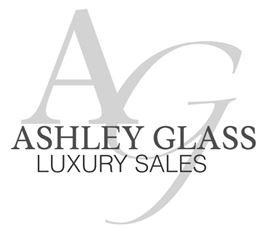 Ashley Glass in Light Gray