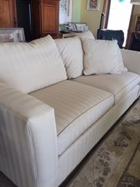Two matching LIKE NEW Ethan Allen sofas - no stains, tears or wear!