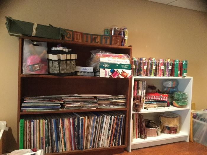 Quilting books and quilt gift sets