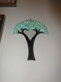 Higgins Glass tree