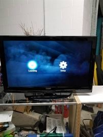 """Coby 40"""" LCD TV"""