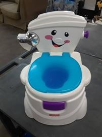 Fisher Price potty seat