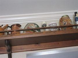 Egg scale, copper, etc