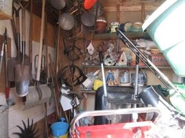 Garden tools, Snow blowers