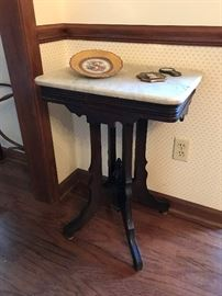 East Lake Table with marble top