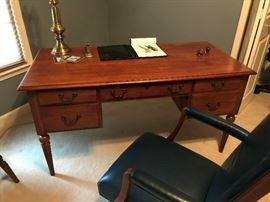 Ethan Allen Cherry Desk