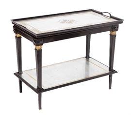 5. Mason Janson Style Tea Table