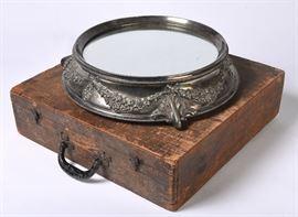 10. Mirrored English Tableau in Original Box