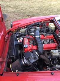 ENGINE REBUILT,  STRONG RUNNNING, GREAT CONDITION