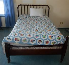 Jenny Lind Style Bed
