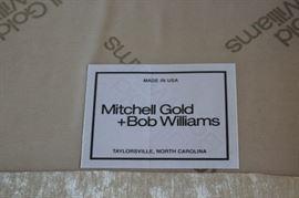 Mitchel Gold/Bob Williams Custom Sofa