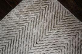 Stark Custom Rugs in Silk & Wool