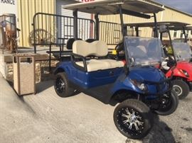 2013 48V Yamaha Golf Cart