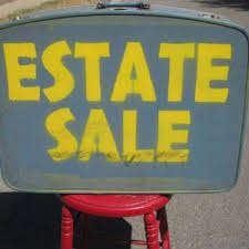 Estate Sale Pic