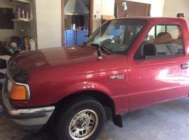 1994  Ford Ranger XLT, 229,000 miles, Standard - 4 speed - 6 cylinder 4.0