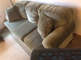Sage 3 Cushion Sofa