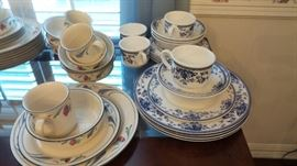 Dishes and China Lenox Casuals and stonware