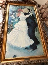 Renoir Canvas Giclee