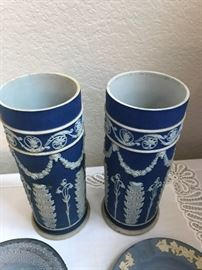 Rare Wedgewood Spill Vases