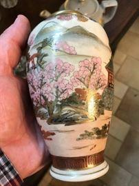 Old Japanese Vases