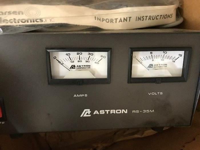 Astron Radio Item