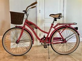 Panama Jack woman's bike...beautiful!
