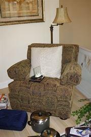Nice overstuffed chair
