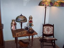 Tiffany Style Lamps