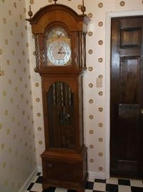 Kulempell  grandfather clock