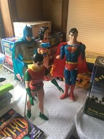 Action Hero vintage toys