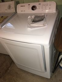 Samsung dryer 8 months old with moisture sensor