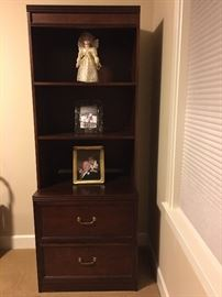 Bookcase/hutch by Stanley furniture