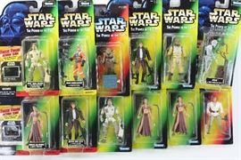 Star Wars multiple characters