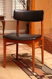 Mid-century modern chair.