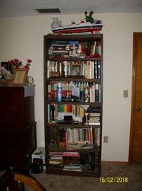 Bookcase, Books