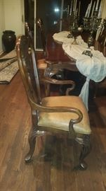 Two captains chairs