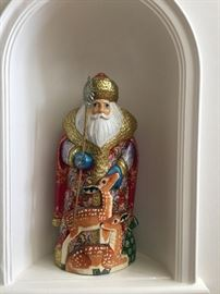Russian hand carved & signed