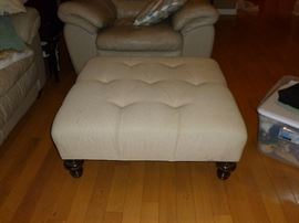 Ottoman (needs cleaning)