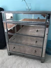 Beautiful mirror dresser