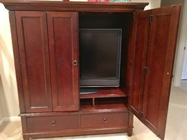 Tv cabinet, entertainment center
