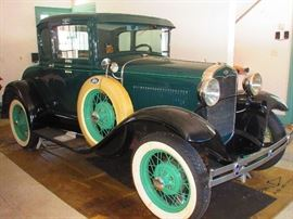 1930's Ford Model A