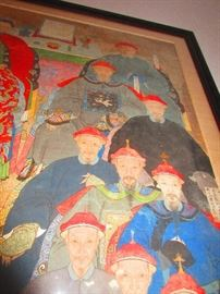 Late 18th/Early 19th C Chinese Scroll