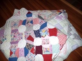 Many quilts available