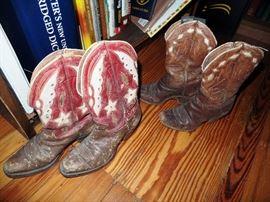 Children's cowboy boots