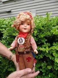 Centennial Shirley Temple Doll