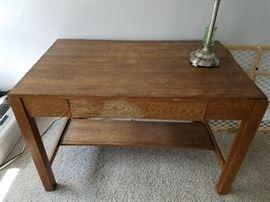 Vintage Craftsman Desk/Table
